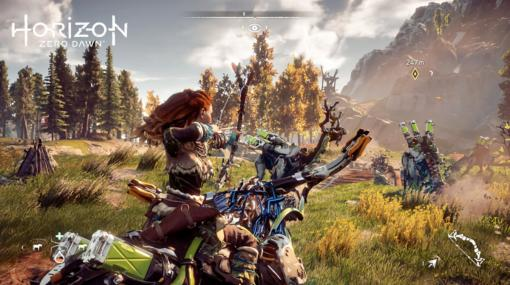 PS4『Horizon Zero Dawn』期間限定無料配布スタート。「Play At Home」イニシアチブの一環として