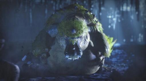 """『モンハンライズ』「河童蛙 ヨツミワドウ」のエラには意外な機能が!?可愛い""""ドヤ顔""""や日光浴姿といったラフ画・設定画が公開"""