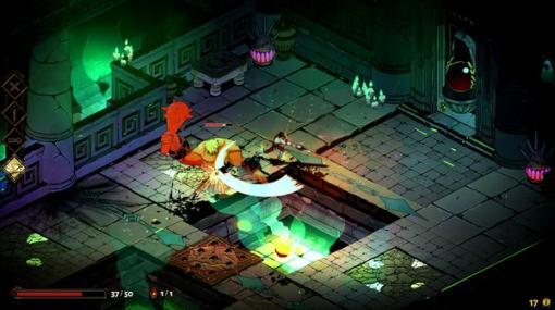 ギリシャ神話ローグライトACT『Hades』Steam版がついに日本語に対応!ローカライズは日本語版『Undertale』のハチノヨン