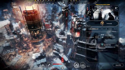 極寒の都市運営サバイバルゲーム『Frostpunk』が全世界で売り上げ300万本を突破。最安値タイとなる1050円で現在セール販売中